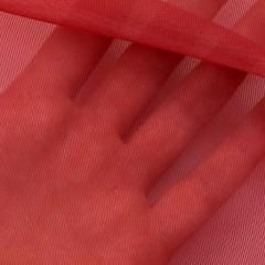 Сетка корсетная, средне-мягкая, 45 г/м2, красный, 4006 (Lauma) (012418)