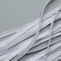Белая резинка для масок 4.5 мм (011079)