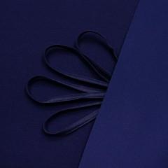 Бельевой поролон, 3 мм, темно-синий (009335)