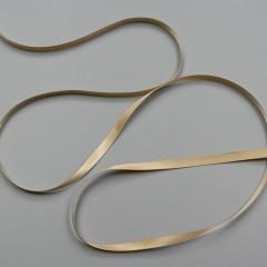 Лента атласная телесная, 6 мм ARTA-F (009954)