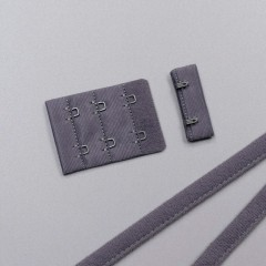 Застежка крючки и петли, 38 мм, 3 ряда, пурпурный ясень (ARTA-F) (011101)