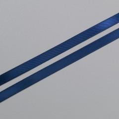 Лента атласная темно-синий, 6 мм ARTA-F (011188)