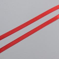 Лента атласная красная, 6 мм ARTA-F (011189)
