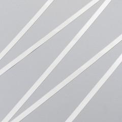 Лента атласная молочная, 6 мм ARTA-F (011750)