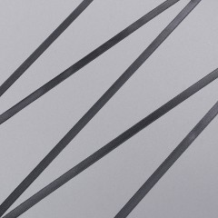 Лента атласная темно-серый, charcoal, 6 мм ARTA-F (011751)