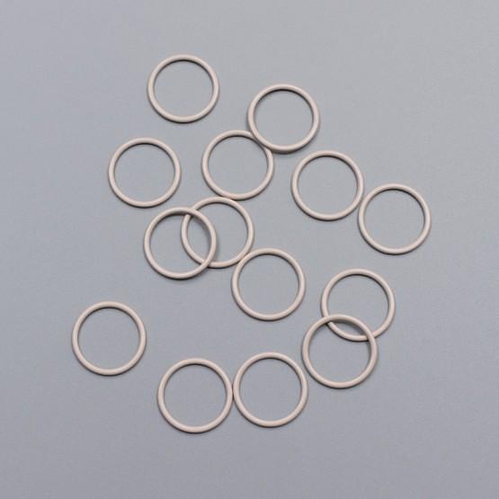 Кольцо металлическое, 18 мм, с.пион, ARTA-F (011872)