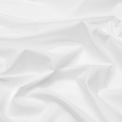 Батист хлопковый (белый, bianco) (007862)