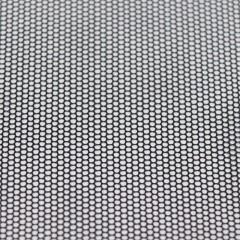 Сетка мягкая, для вышивки (Nero, черный) (006491)