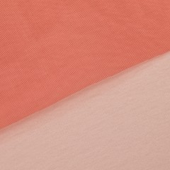 Сетка корсетная, жесткая (Rosso, красный)