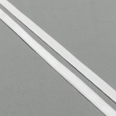 Резинка бретелечная 16 мм, белый, диз. 506 (007780)
