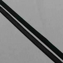 Резинка бретелечная 16 мм, черный, диз. 506 (007782)