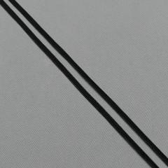 Резинка бельевая 4 мм, цв. черный, диз. K-195/4B (007787)