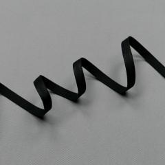 Резинка бретелечная 10 мм, цв. черный, диз. 551/10 (007799)