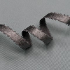 Резинка бретелечная 14 мм, темный перец, диз. 642/14 (008018)