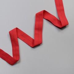 Резинка окантовочная 15 мм, красный, 2000, M.Letizia (011403)