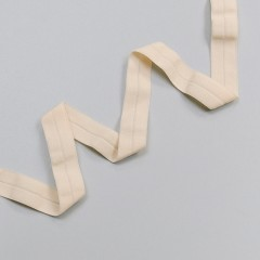 Резинка окантовочная 15 мм, бежевый, 2000, M.Letizia (011405)