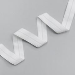 Резинка окантовочная 15 мм, молочный, 2000, M.Letizia (011409)