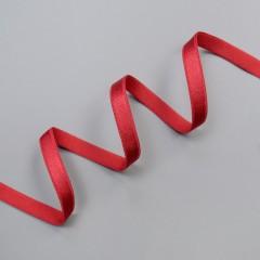 Резинка для бретелей 10 мм, красный, 2274, M.Letizia (011415)