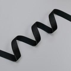 Резинка для бретелей 14 мм, черный, 2274, M.Letizia (011419)