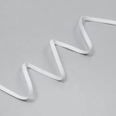 Резинка бельевая 4 мм, молочный, 8129, M.Letizia (011431)