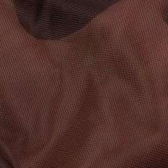 Сетка неэластичная корсетная, мягкая (кофейный) (007228)