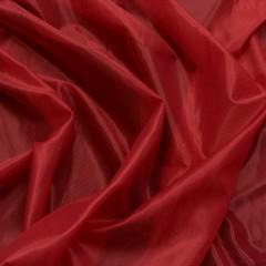 Сетка неэластичная  корсетная, мягкая (красный) (007229)