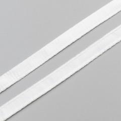 Гладкий чехол для косточек, 11 мм, белый, Турция (011109)