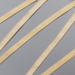 Гладкий чехол для косточек, 11 мм, бежевый, Турция (011185)