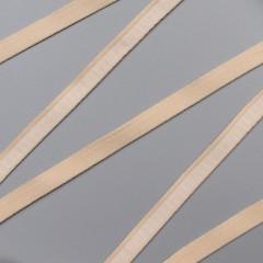 Гладкий чехол для косточек, 11 мм, розово-телесный, Турция (011186)