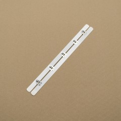 Бюск стальной 26 см, 5 шипов, белый (Wissner) (007304)