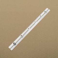Бюск стальной 34 см, 6 шипов, белый (Wissner) (007306)