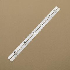 Бюск стальной 36 см, 6 шипов, белый (Wissner) (007307)