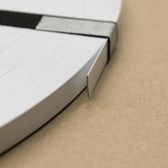 В рулоне - косточка планшетная металл 14x0.8мм (Wissner) (012313)