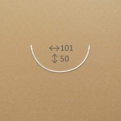 Косточки для бюстгальтера, FLEXY, 156 мм, пара, 60A (007314)