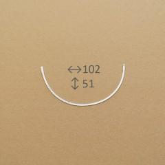 Косточки для бюстгальтера, FLEXY, 165 мм, пара, 60B (007315)