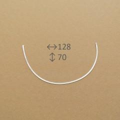 Косточки для бюстгальтера, FLEXY, 219 мм, пара, 75B (007320)