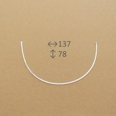 Косточки для бюстгальтера, FLEXY, 237 мм, пара, 80B (007321)