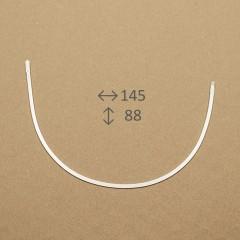 Косточки для бюстгальтера, STABY, 256 мм, пара (Wissner) (007812)