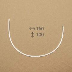 Косточки для бюстгальтера, STABY, 288 мм, пара (Wissner) (007814)
