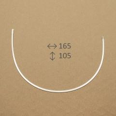 Косточки для бюстгальтера, STABY, 304 мм, пара (Wissner) (007815)